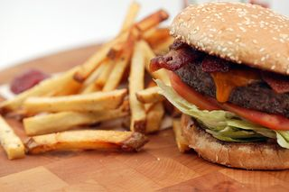 Marriott Burger