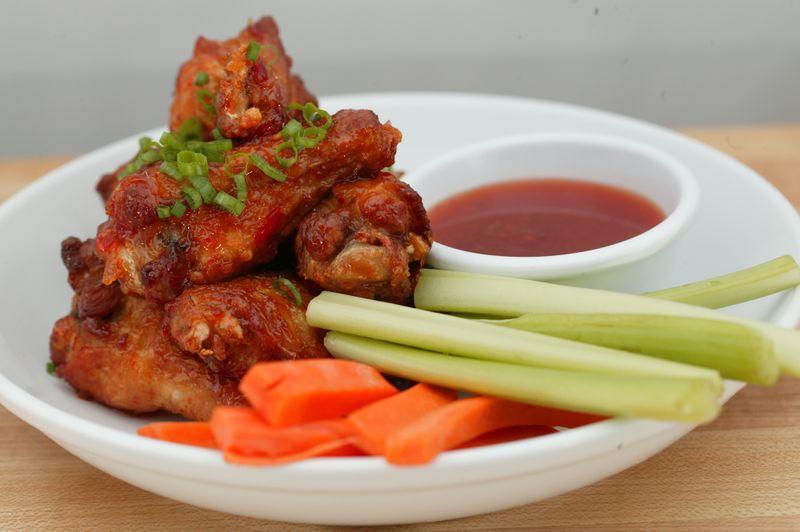 Thai wings 2 - tu