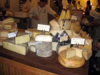 Cowgirl creamery cheeses