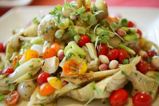 Best of the farmers market salad