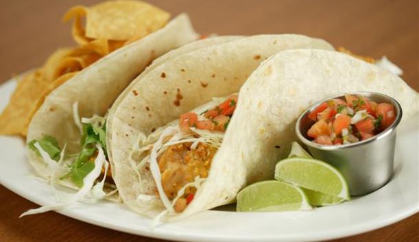 Champions big fish tacos