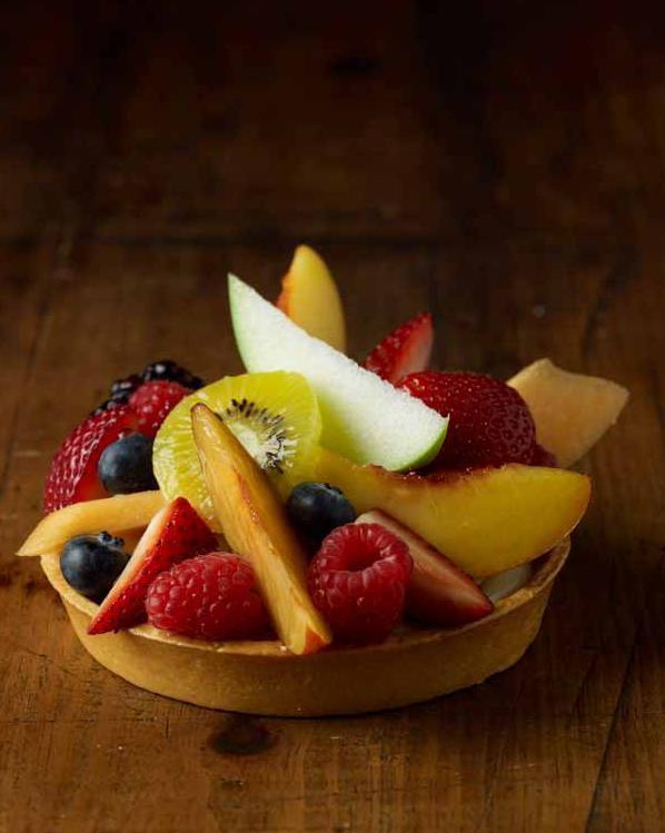 Fruit Tart picture