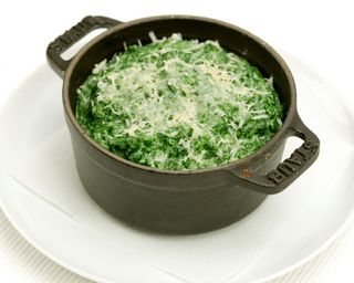 Spinach Black Cheese-tu