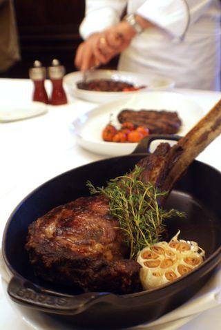 Steak - tomahawk 7