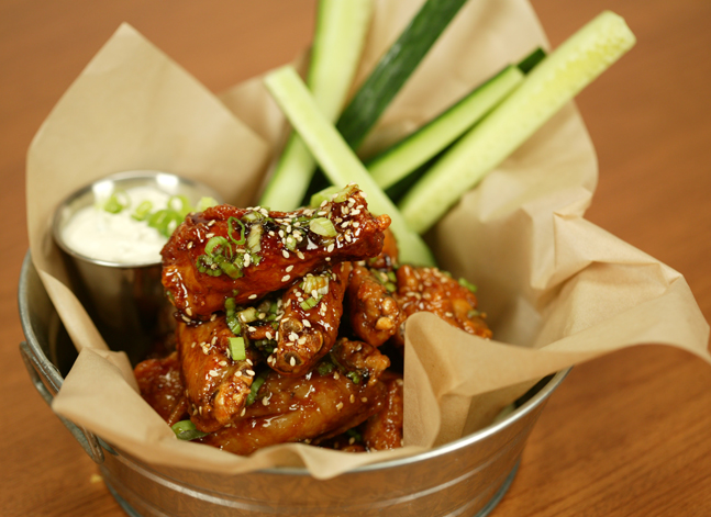 Dragon Wings - Spicy Kung Pao