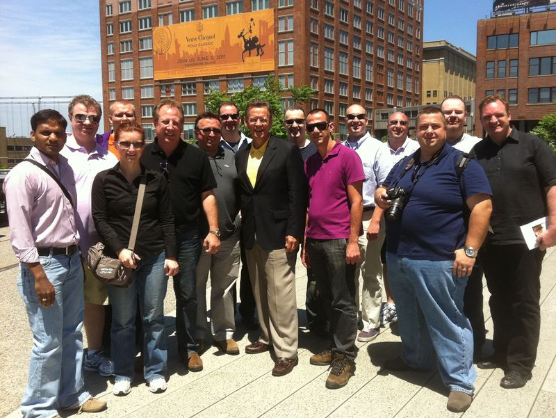 ACE Winners in NYC